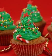muffiny świąteczne przepis, przepis na świąteczne muffiny