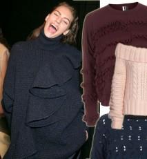 Ekstrawaganckie swetry