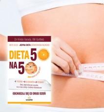Konkursy internetowe - wygraj książkę Dieta 50 na 50
