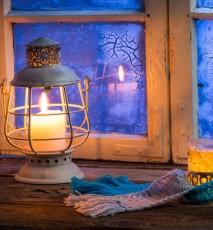 latarnia, aranżacja domu, dekoracja domu