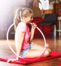 Kręcenie hula-hop - jak się nauczyć