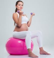 Bezpieczne ćwiczenia w ciąży