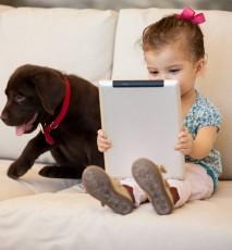 Czy małe dzieci mogą korzystać z tabletów