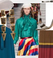 Pokaz Gucci - kolekcja wiosna 2016