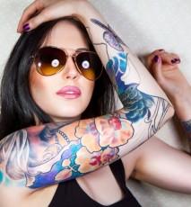 Wzory tatuaży - 15 najoryginalniejszych zdobień