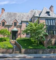 jak mieszka prezydent, dom baracka obamy, jak wygląda dom obamy