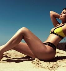 Topshop - Kenall Kylie Swim - stroje kąpielowe