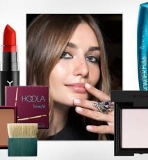 Kosmetyki których używają modelki