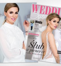 Agnieszka Hyży, magazyn Wedding Show