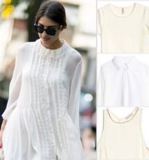 Białe ubrania lato 2016