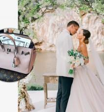 Marina i Szczęsny w podróży poślubnej