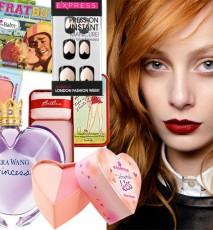 Kosmetyki na walentynki 2015