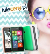 Konkurs internetowy - wygraj smartfon w konkursie od Alleceny.pl