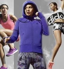Lookbook adidas - kolekcja wiosna-lato 2015