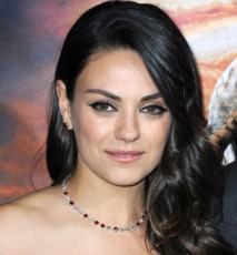 """Mila Kunis na premierze """"Jupiter Ascending"""""""