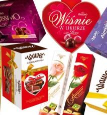Słodkie prezenty na Walentynki