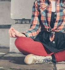Mudra na odchudzanie - jak ćwiczyć