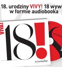 VIVA! 18. urodziny - 18 wywiadów na audiobooku