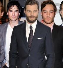 """Aktorzy, którzy mogliby wystąpić w """"50 twarzach Greya"""""""