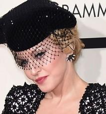 Madonna spadła ze sceny