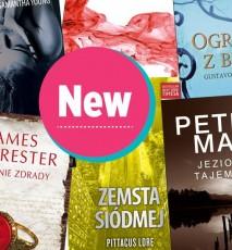 Nowości książkowe - książki na marzec 2015