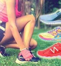 Buty do biegania wiosna 2015 - 25 najmodniejszych modeli