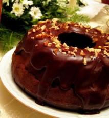 babka czekoladowa przepis, przepis na czekoladową babkę wielkanocną, babka kawowa