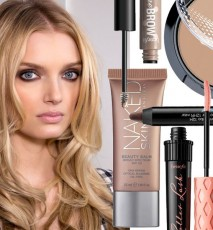 Kosmetyki - seksowny makijaż