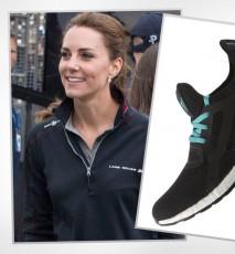księżna Kate w adidasach