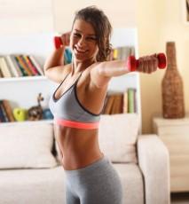Poranna gimnastyka - zestaw ćwiczeń