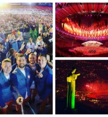 cereominia otwarcia Rio, olimpiada w rio zdjęcia, Rio 2016