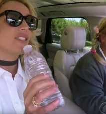 Britney Spears i James Corden