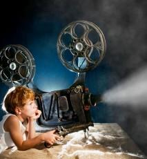 Dziecko w kinie