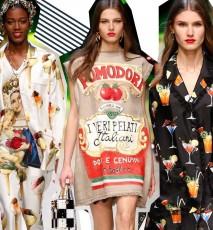 Dolce & Gabbana wiosna 2017