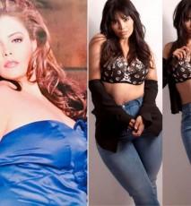 Rosie Mercado, modelka XXl, modelka plus size