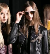 Trzy modne dziewczyny