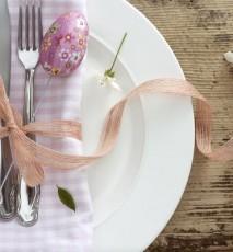 Nakrycie stołu - jak ułożyć sztućce