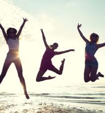 5 cech najlepszej przyjaciółki