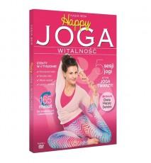 Happy Joga. Witalność (DVD z książeczką) Kasia Bem