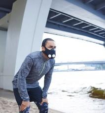 Maska do biegania