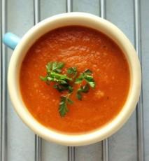 zupa krem z marchewki przepis, przepis na zupę krem z marchwi, marchewkowa zupa krem przepis