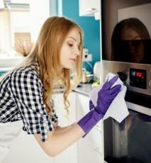 jak łatwo posprzątać kuchnię, triki do sprzątania kuchni, jak szybko sprzątnąć kuchnię
