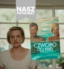 Film Czworo do pary - płyta DVD