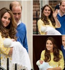 Księżna Kate urodzila, Kate Middleton