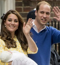 Córka Kate i Williama - jakie imię wybrano - zdjęcia