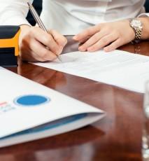 Spadek u notariusza - niezbędne dokumenty