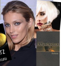 Ulubione książki Anji Rubik -