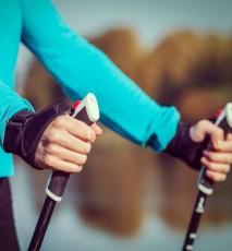 Spacer z kijkami - instrukcja i efekty chodzenia