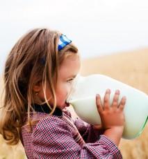 Alergia na mleko u dzieci - objawy