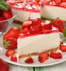 ciasto z truskawkami przepisy, przepisy na ciasto z truskawkami, przepisy na ciasta truskawkowe, ciasta z truskawek